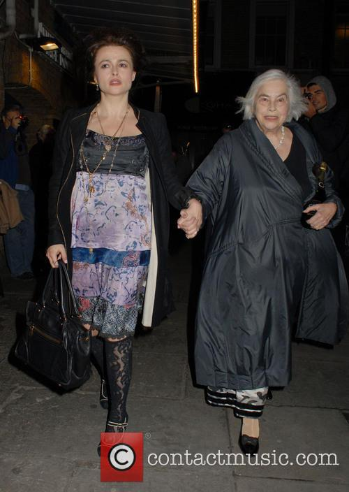 Helena Bonham Carter and Elena Bonham Carter 6