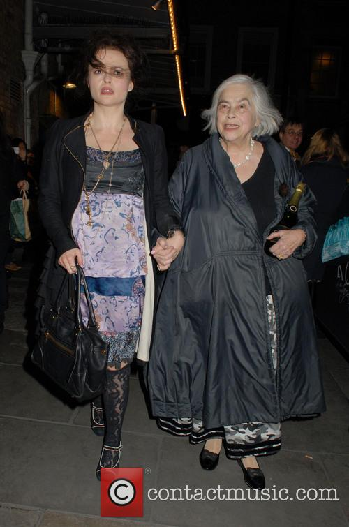 Helena Bonham Carter and Elena Bonham Carter 1