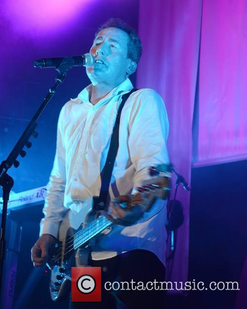 Orchestral Manoeuvres in The Dark performs in Dublin