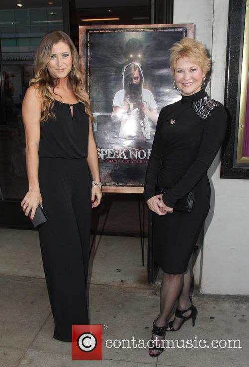 Gabrielle Stone and Dee Wallace 2
