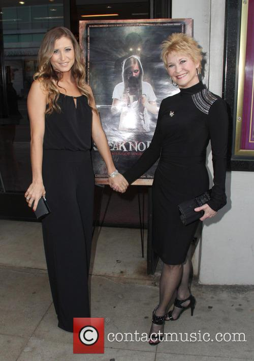 Gabrielle Stone and Dee Wallace 1