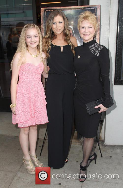 Olivia Cavender, Gabrielle Stone and Dee Wallace 3