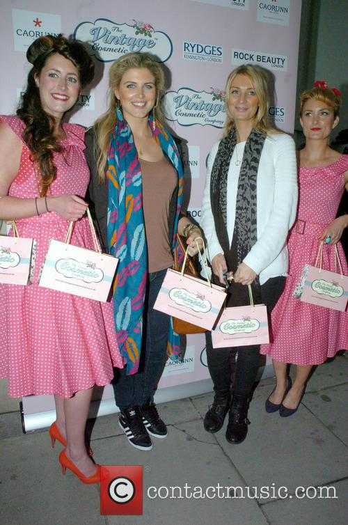 Vintage Cosmetic Company Party