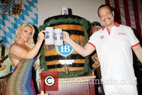 Coco Austin and Ice-t