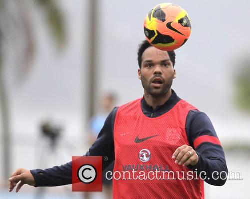 England team training session