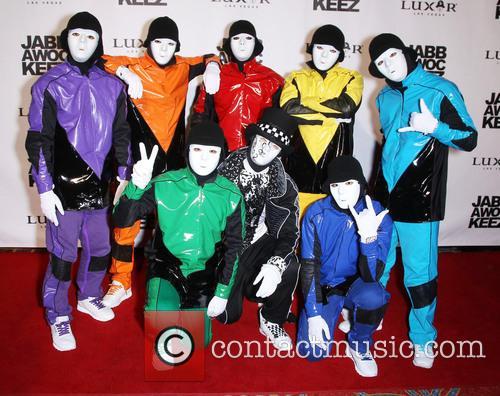 Jabbawockeez dance crew's show 'PRiSM'
