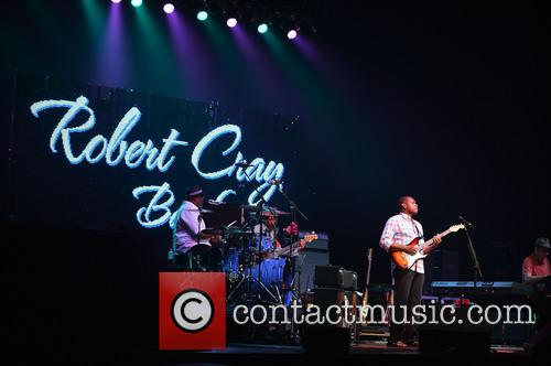 Robert Cray performs at Hard Rock Live during...