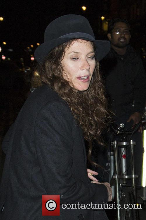 anna friel anna friel takes home bottle 3695552