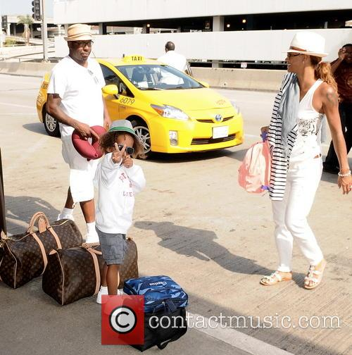 Bobby Brown, Alicia Etheredge and Cassius Brown 3