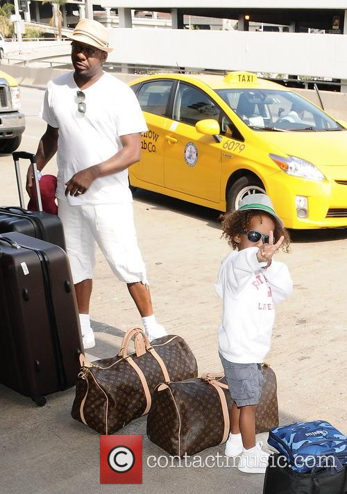 Bobby Brown and Cassius Brown 4