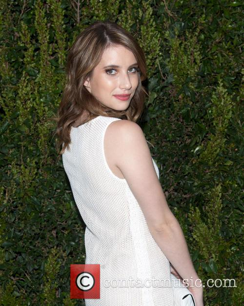 Emma Roberts, Chanel Benefit Dinner