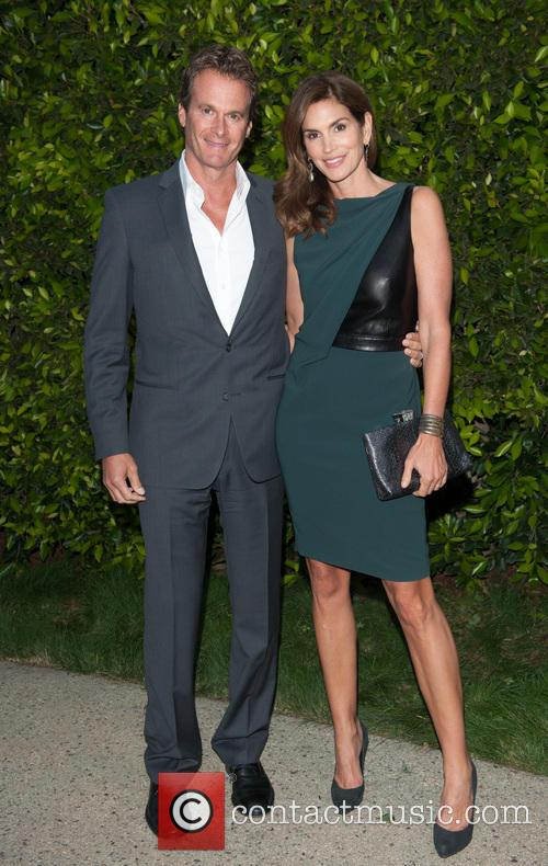 Cindy Crawford and Rande Gerber 5