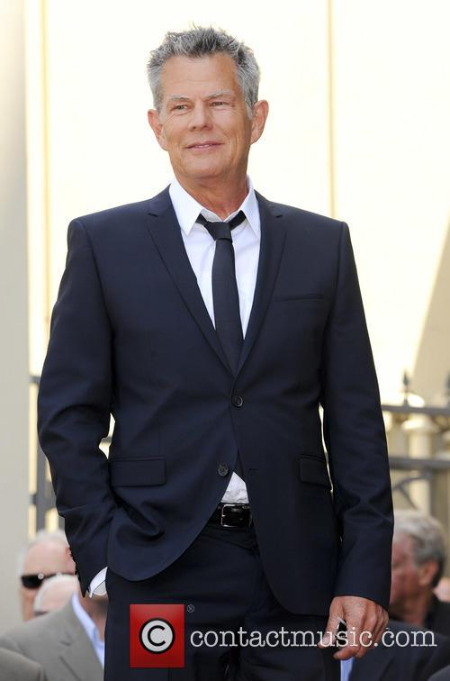 David Foster is honoured with a star on...