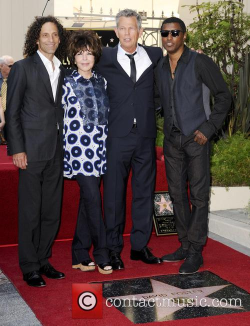David Foster, Kenneth Bruce Gorelick, Kenny G., Kenneth Edmonds and Babyface