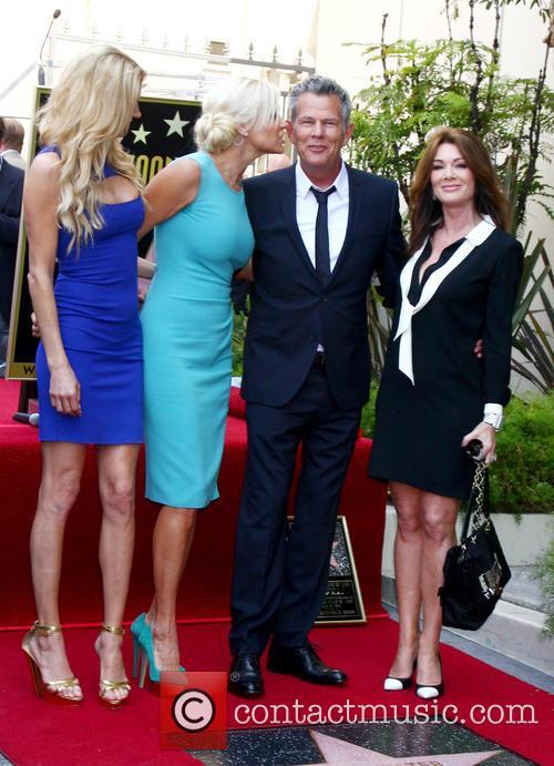Brandi Glanville, Yolanda Foster, David Foster and Lisa Vanderpump 1
