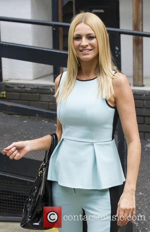 tess daly celebrities at the itv studios 3696232