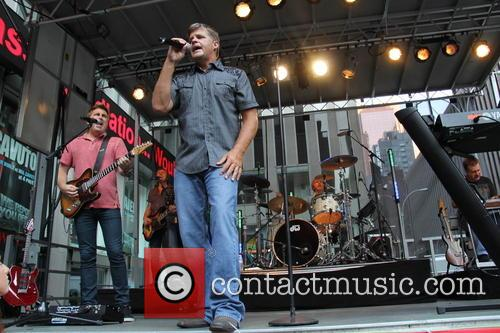 Lonestar performs on  'FOX & Friends' All...