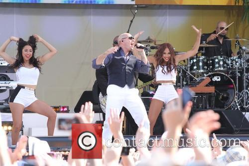 Pitbull and Armando Perez 2