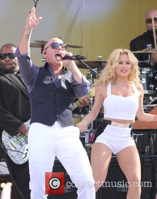 Pitbull and Armando Perez 3