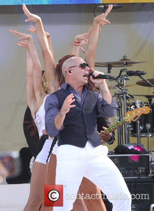 Pitbull and Armando Perez 10