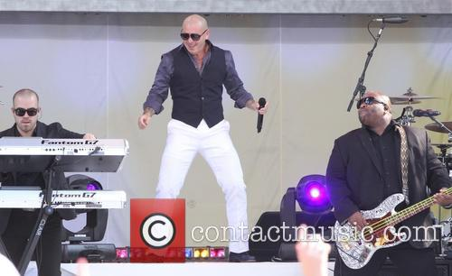Pitbull and Armando Perez 11