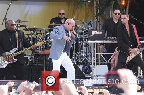 Pitbull and Armando Perez 15