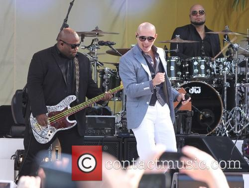 Pitbull and Armando Perez 18