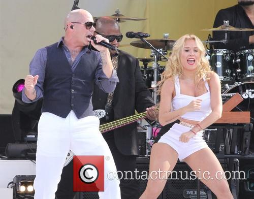 Pitbull and Armando Perez 21