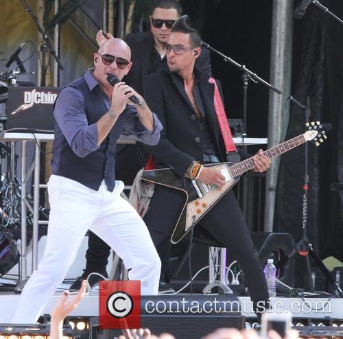 Pitbull and Armando Perez 22