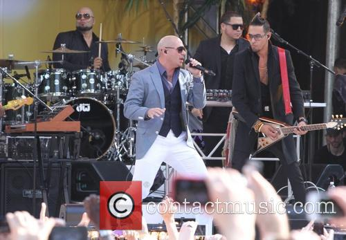 Pitbull and Armando Perez 23