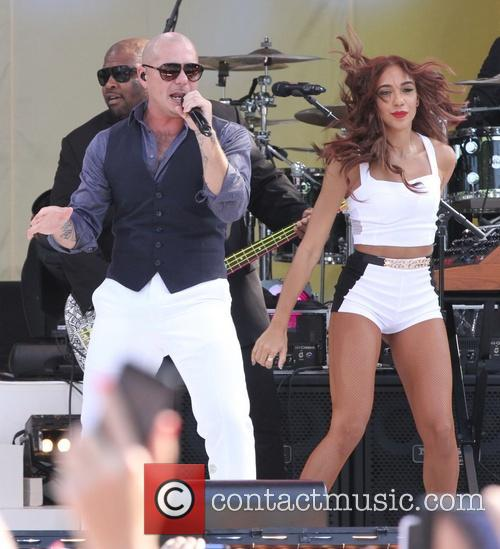 Pitbull and Armando Perez 24