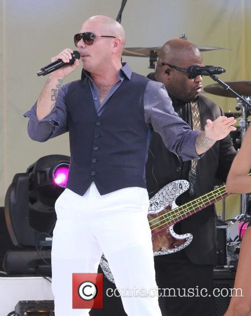 Pitbull and Armando Perez 25