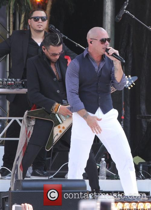 Pitbull and Armando Perez 27