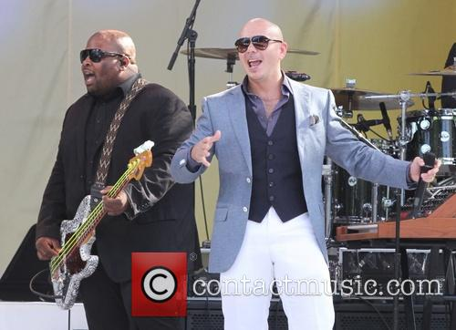 Pitbull and Armando Perez 28