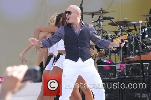 Pitbull and Armando Perez 29