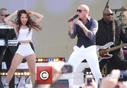 Pitbull and Armando Perez 30