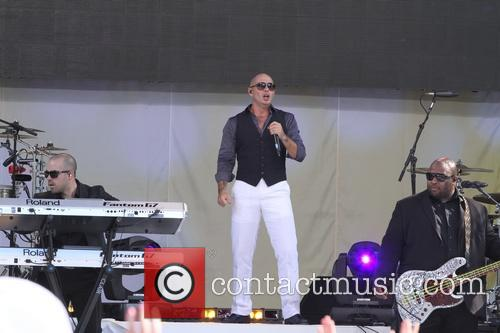 Pitbull and Armando Perez 33