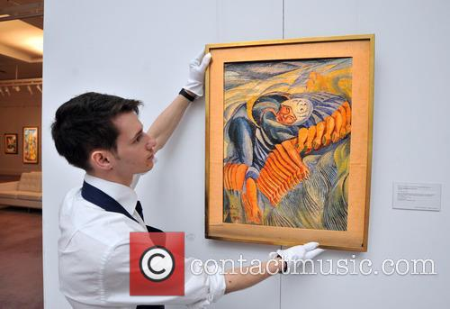 Sotheby's 'Important Russian Art' auction preview