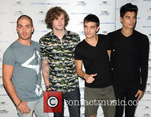 The Wanted, Siva Kaneswaran, Jay Mcguiness, Max George and Tom Parker 4