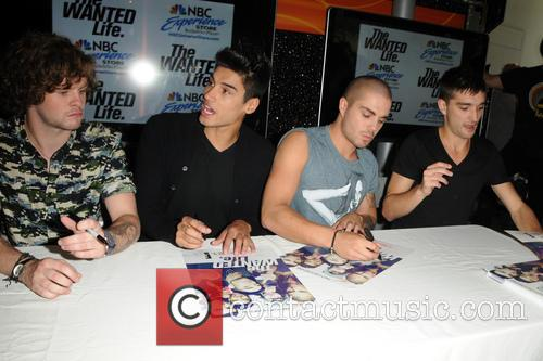 The Wanted, Siva Kaneswaran, Jay Mcguiness, Max George and Tom Parker 6
