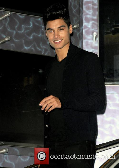 The Wanted, Siva Kaneswaran, NBC Experience Store