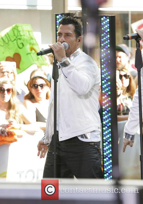 New Kids On The Block, Danny Wood, Rockefeller Center