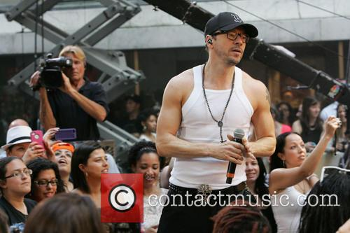 New Kids On The Block and Donnie Wahlberg 7