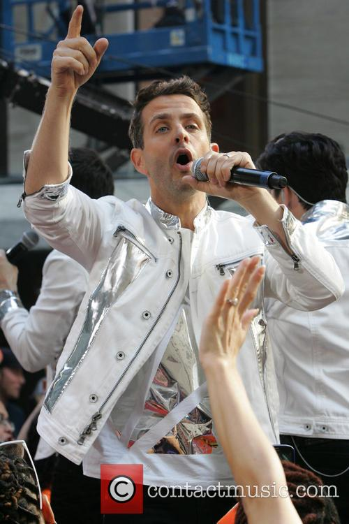 New Kids On The Block and Joey McIntyre 1