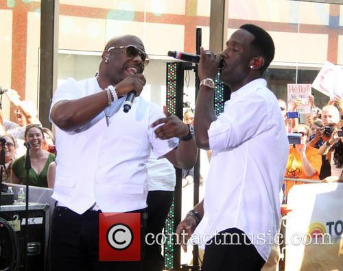 Boyz Ii Men, Wanya Morris and Shawn Stockman 3