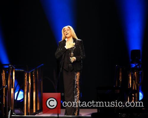 Barbra Streisand, O2 Greenwich