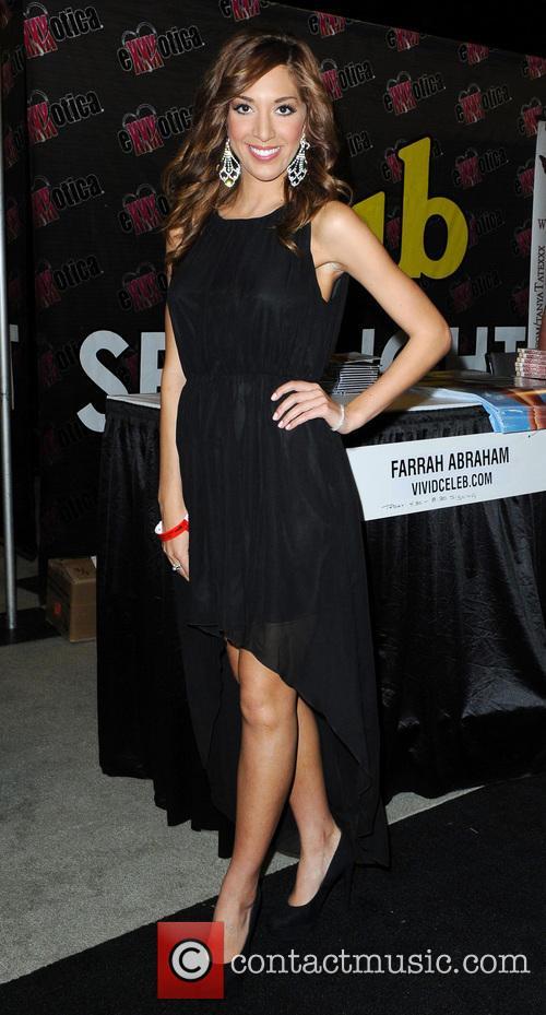 Farrah Abraham, Exxxotica Expo 2013