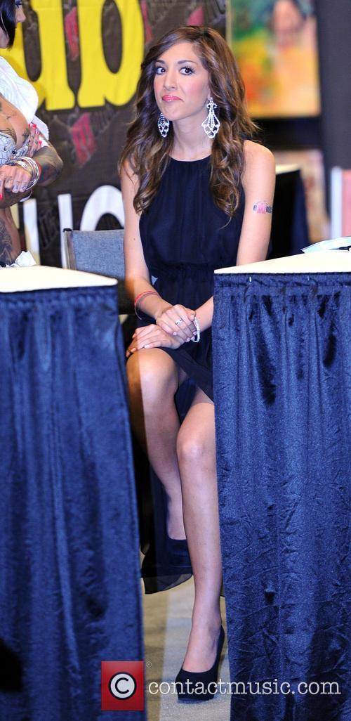 Farrah Abraham, Fort Lauderdale Convention Center