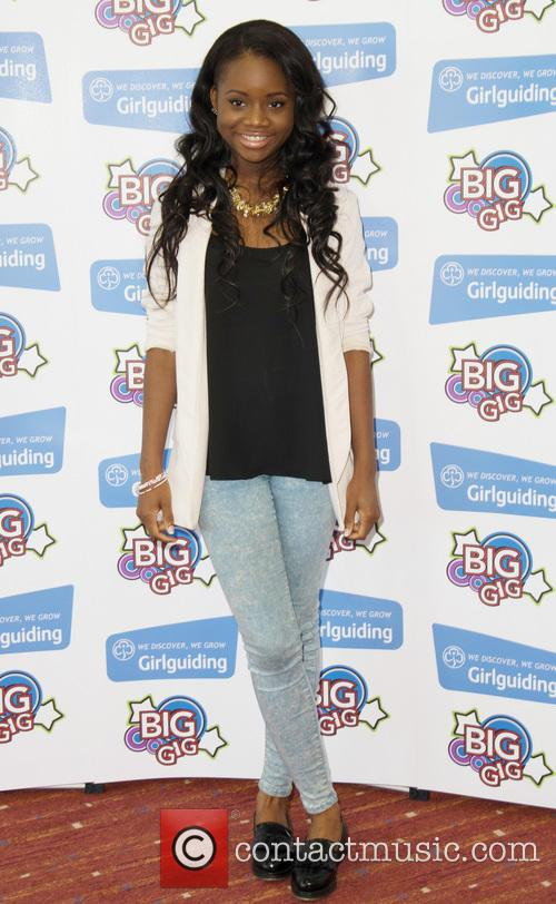Girlguiding UK Big Gig 2013