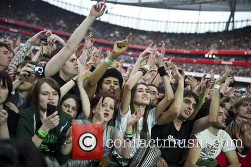 Green Day, Emirates Stadium, Emirates Stadium